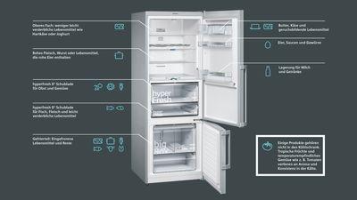 Kühlschränke Gefrierschränke Siemens Hausgeräte