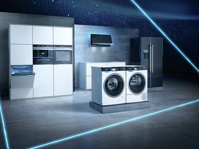 Siemens Kühlschrank Home Connect Einrichten : Home connect siemens hausgeräte