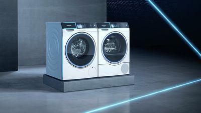 Goede avantgarde wassen en drogen | Siemens huishoudelijke apparaten YL-57