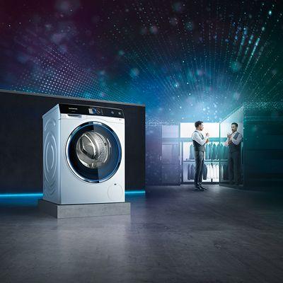 Fabulous Waschmaschinen ‒ Übersicht | Siemens Hausgeräte VI23