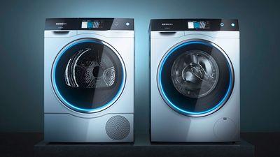 Onwijs avantgarde wassen en drogen | Siemens huishoudelijke apparaten LC-86