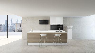Hotte Aspirante Design Pour La Cuisine Siemens Electromenager