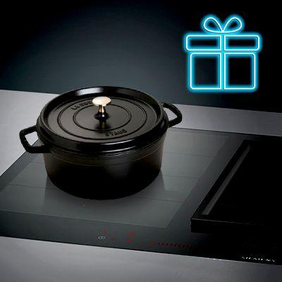 détaillant en ligne fa842 04b4c Tables de cuisson | Siemens électroménager