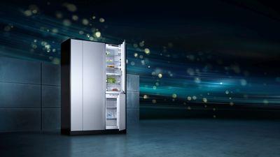 Siemens Kühlschrank Gefrierfach Abtauen : Kühlschränke gefrierschränke siemens hausgeräte