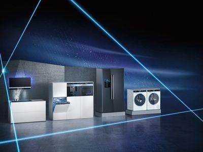 Siemens Hausgeräte: Technologie trifft auf Design