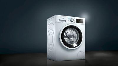 Waschmaschinen Und Trockner Von Siemens Für Intelligente Wäschepflege