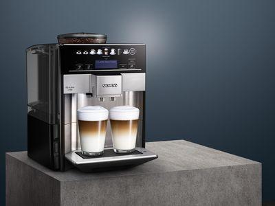 Sidste nye Fuldautomatisk kaffemaskine nemt og lækkert   Siemens Hvidevarer WY-79
