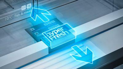 Siemens Kühlschrank Zu Kalt : Hyperfresh siemens hausgeräte