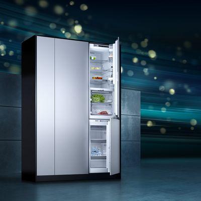 Die Neuen Frei Kombinierbaren ModularFit Kühlschränke Und  ModularFit Gefrierschränke.