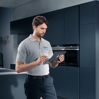 Der Siemens Service Repariert Ihre Hausgeräte
