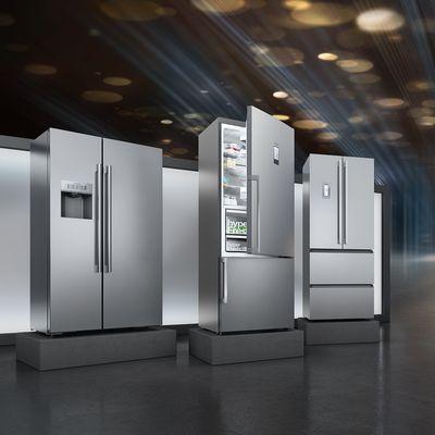 Freistehende Kuhlschranke Ubersicht Siemens Hausgerate
