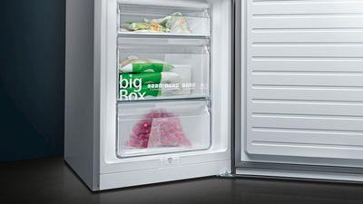Küche Mit Side By Side Kühlschrank Integriert : Side by side kühlschränke Übersicht siemens hausgeräte