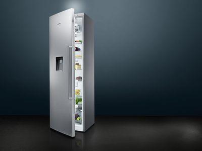 Siemens Kühlschrank Temperatur : Freistehende kühlschränke Übersicht siemens hausgeräte