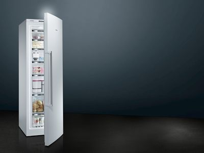 Siemens Kühlschrank Silber : Freistehende kühlschränke Übersicht siemens hausgeräte