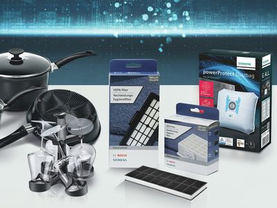 Get Spare Parts And Accessories For Siemens Appliances