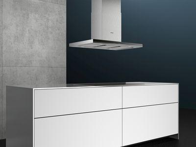 cappe aspiranti per aria sempre pulita nella vostra cucina | Siemens ...