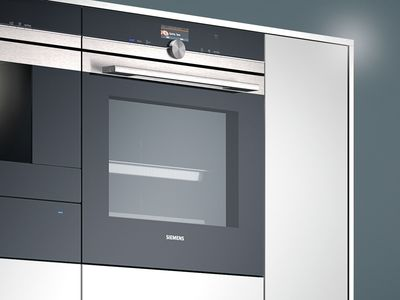 Built In Ovens In Classic Siemens Design