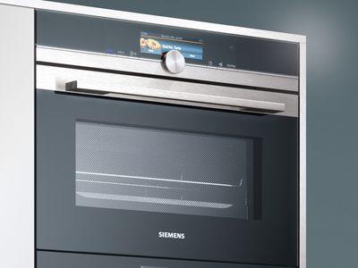 Siemens Backöfen mit integrierter Mikrowelle | Einbaugeräte