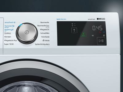 Siemens Range Of Washing Machines