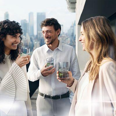 Dampfgarer Dampfbacköfen übersicht Siemens Hausgeräte