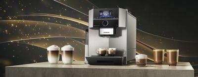 Kaffeevollautomat Ratgeber | Siemens Hausgeräte