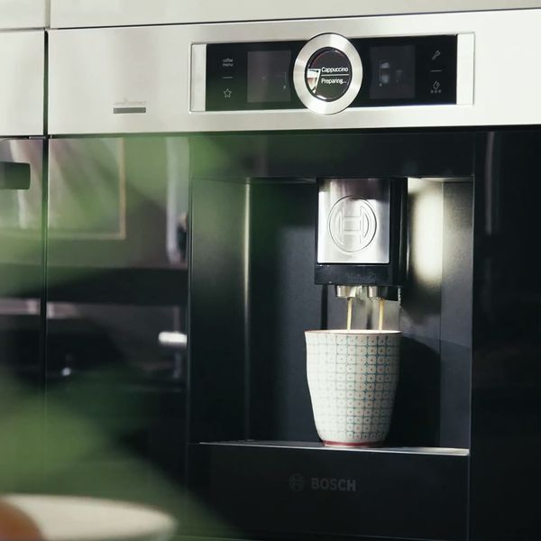 Home Connect Connected Household Coffee Machines