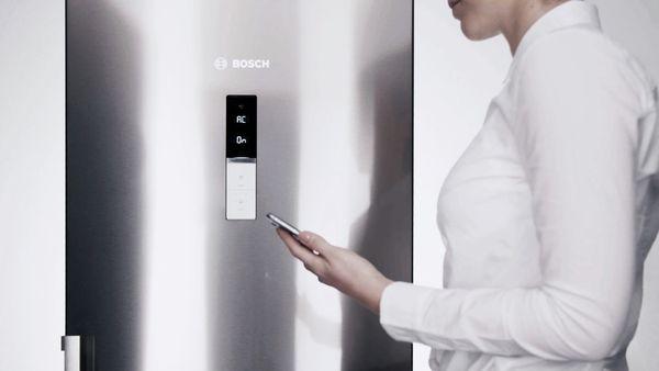 Bosch Kühlschrank Deutschland : Home connect hilfe & support how to installieren & verbinden