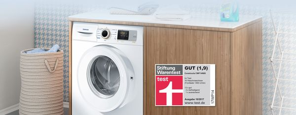Die Constructa Waschmaschine GUT Im Test Gunstig Preis
