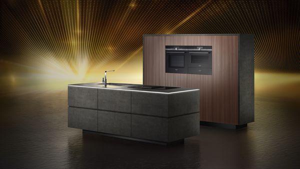 Aldi Kühlschrank Studio : Siemens studioline exklusivität in perfektion siemens hausgeräte