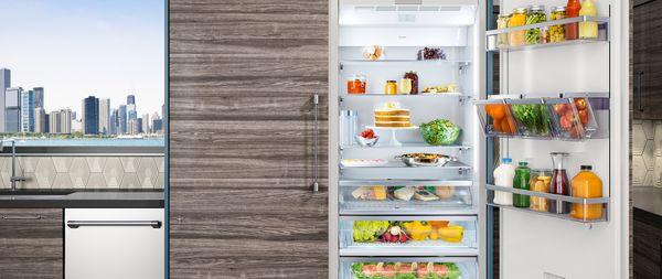 36 Inch Refrigerator 36 Refrigerator Freezer Columns Thermador
