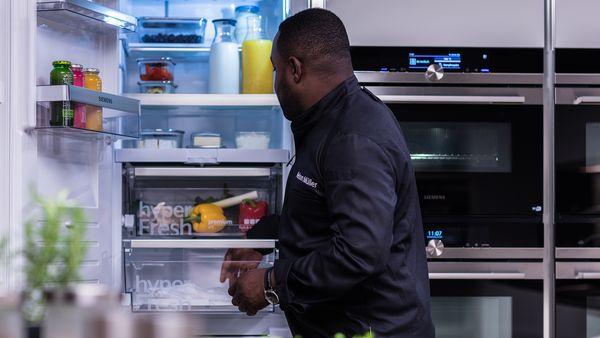 Siemens Kühlschrank French Door : Nofrost frenchdoor kühl gefrierkombination no frost iq700