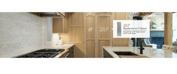 stainless steel refrigerator freezer built in fridge rh thermador com