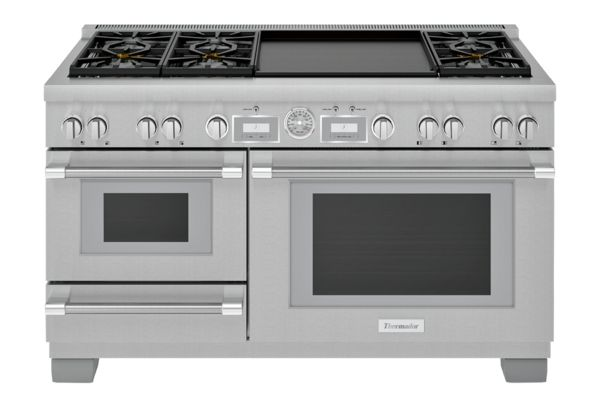 Remarkable 60 Inch Range Thermador 60 Gas Range Download Free Architecture Designs Itiscsunscenecom