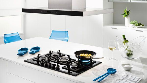 Facilidad De Uso Y Precisión Gracias A Las Placas De Cocina De Gas
