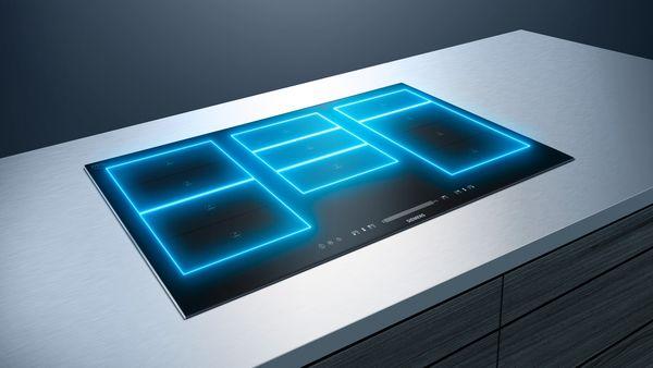 détaillant en ligne fa842 04b4c Tables de cuisson   Siemens électroménager