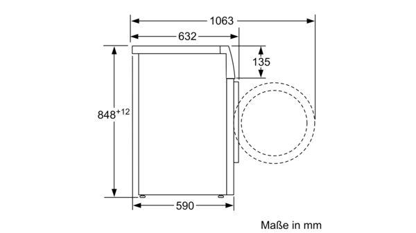 Gut bekannt SIEMENS - WM16W541 - Waschmaschine, Frontlader WS32