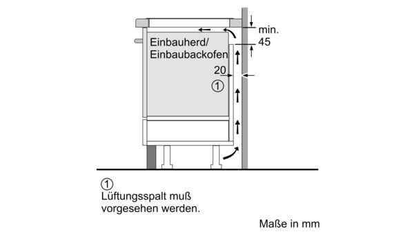 60 Cm Induktions Kochfeld Glaskeramik Iq300 Ei645cfb1e Siemens