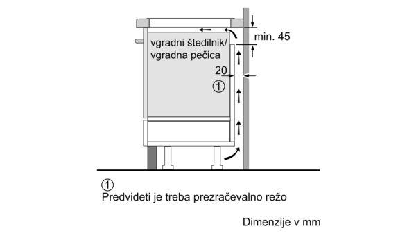 N 70 Indukcijska kuhalna plošča 90 cm Black T59TT60N0 T59TT60N0-7