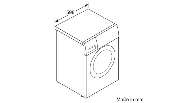 Favorit CONSTRUCTA - CWF14B21 - Waschmaschine, Frontlader SG18