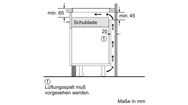 Relativ SIEMENS - EX875LYC1E - Induktionskochfeld EM91
