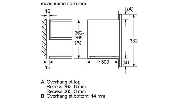 iQ700 Lò vi sóng tích hợp 60 x 38 cm BE634LGS1 BE634LGS1-5