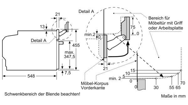 N 90 kompaktna parna peč 60 cm nerjaveče jeklo C15FS22N0 C15FS22N0-9