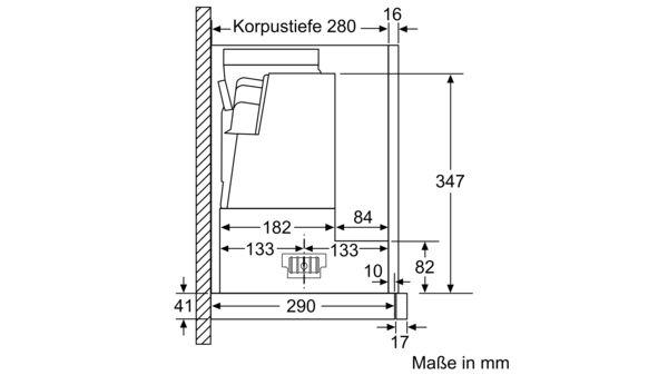 NEFF D46ML54X1 Flachschirmhaube