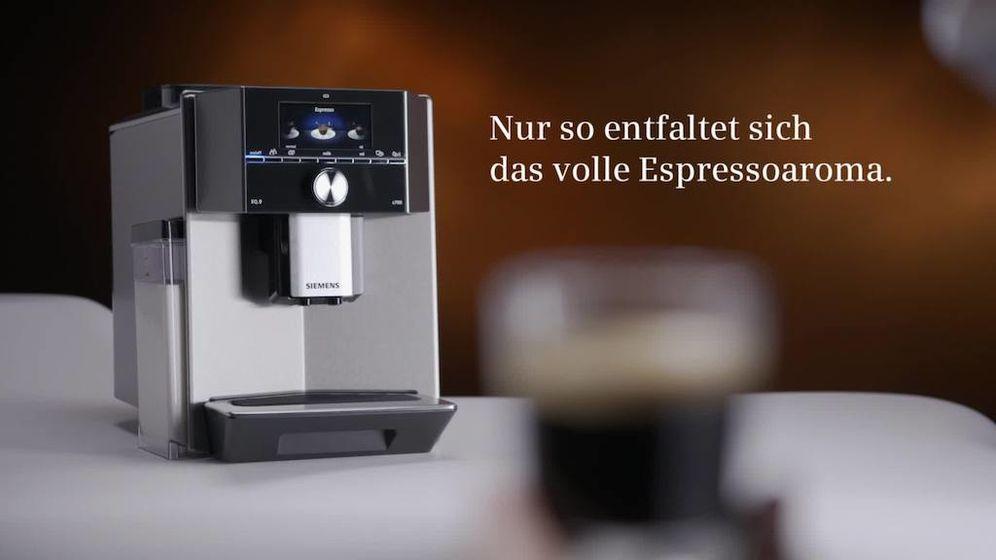 Eq 9 S500 Kaffeevollautomat Ti905501de Siemens