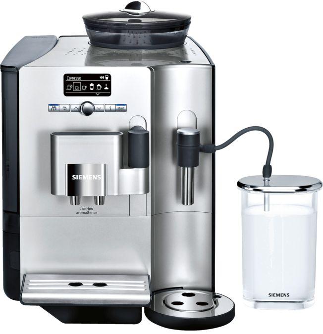rengöring siemens kaffemaskin