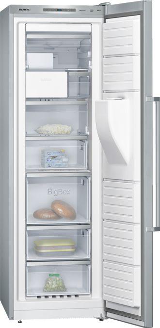 Schon IQ700 NoFrost   Nie Wieder Abtauen !, Stand Gefrierschrank In Tür  Integrierter Eiswürfelspender Türen Edelstahl AntiFingerPrint