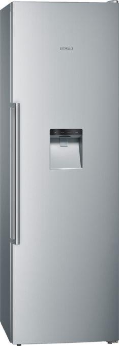Elegant NoFrost, Stand Gefrierschrank In Tür Integrierter Eisspender   IQ700    GS36DPI20 | SIEMENS