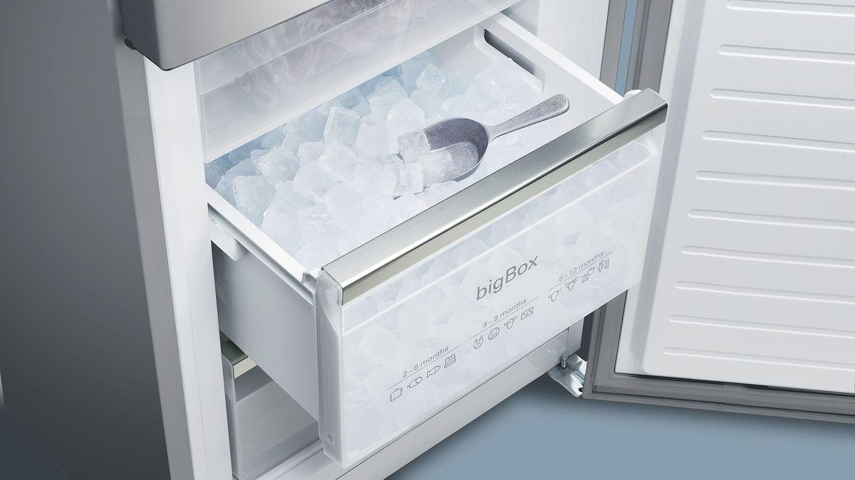 Siemens Kühlschrank Alarm Piept : Kühl gefrier kombination türen edelstahl antifingerprint
