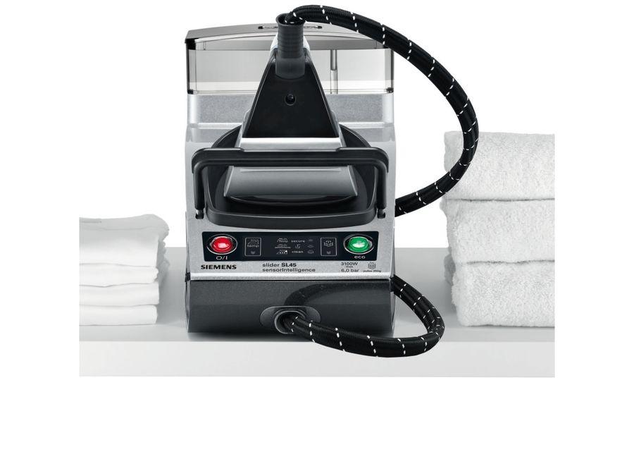 dampfstation slider sl45 sensorintelligence ts45350. Black Bedroom Furniture Sets. Home Design Ideas