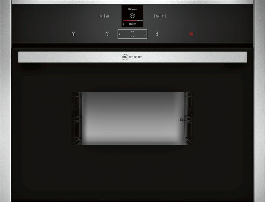 NEFF C17DR02N0 Kompakt Einbau Backofen